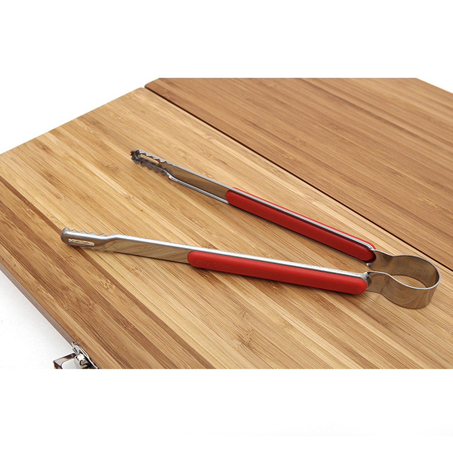 Chopping Knife Set Outdoor Cutting Board Knife Set Wood Invictus Edge