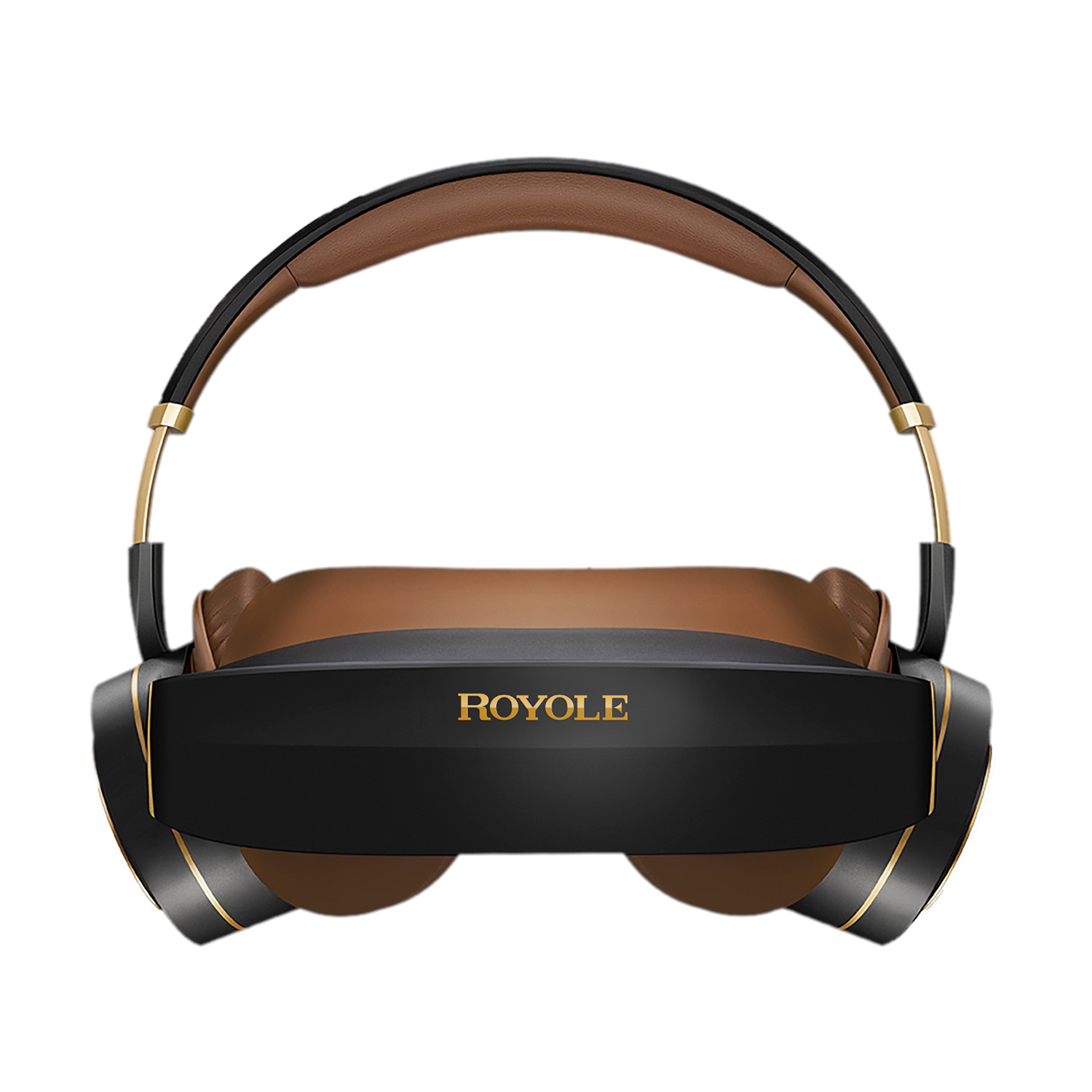 Royole Moon Moon 3d Mobile Theater Black Brown Royole Touch Of Modern