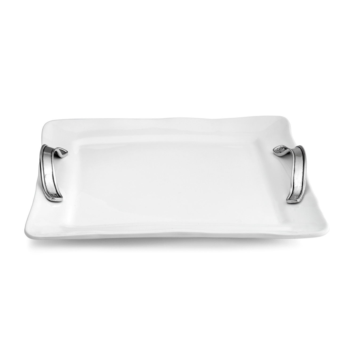 Arte Italica Customer Service Tuscan Square Serving Tray Arte Italica Touch Of Modern