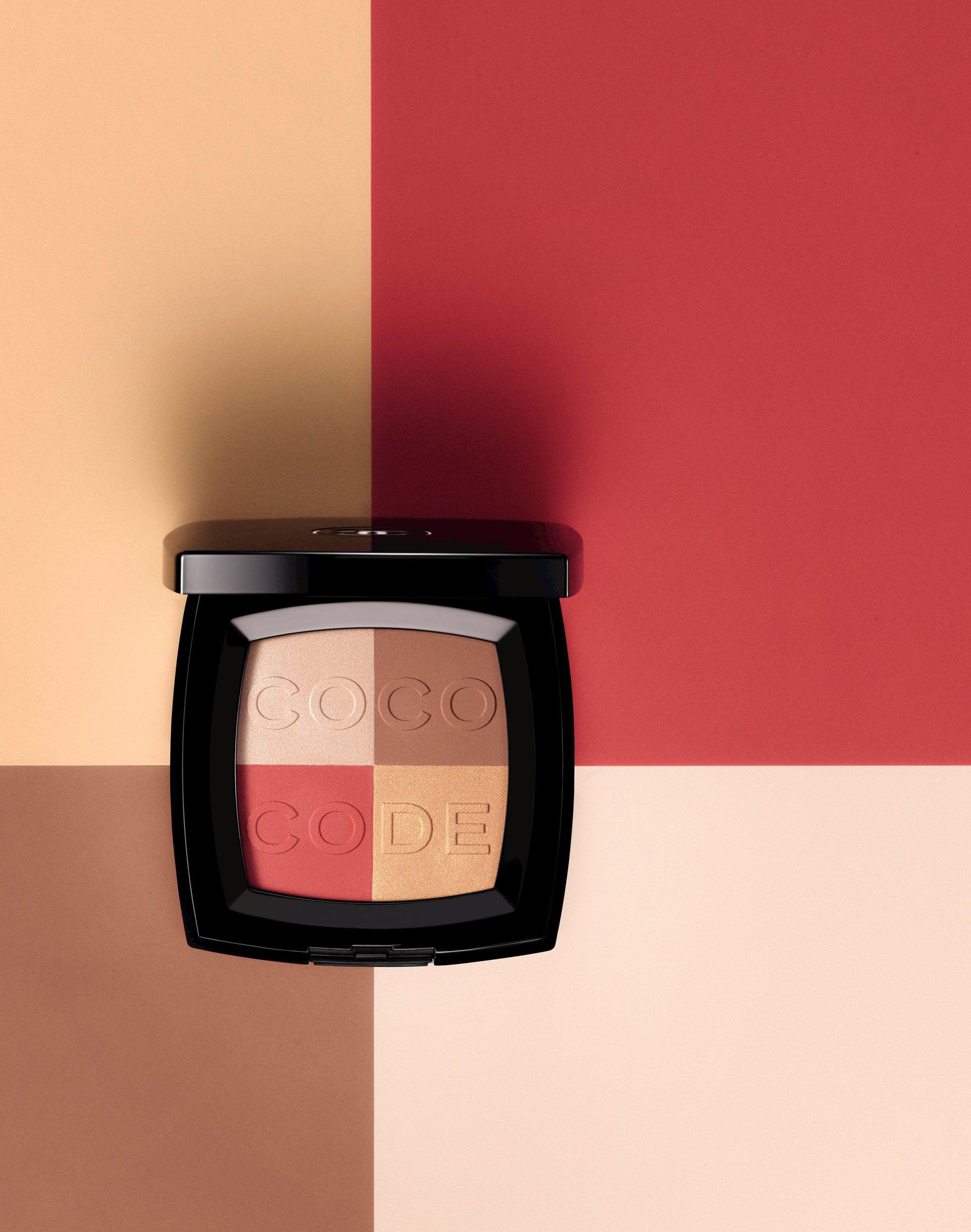 Rubik's Cube Montreal Chanel Is Launching A Rubik S Cube Inspired Palette Sidewalk Hustle
