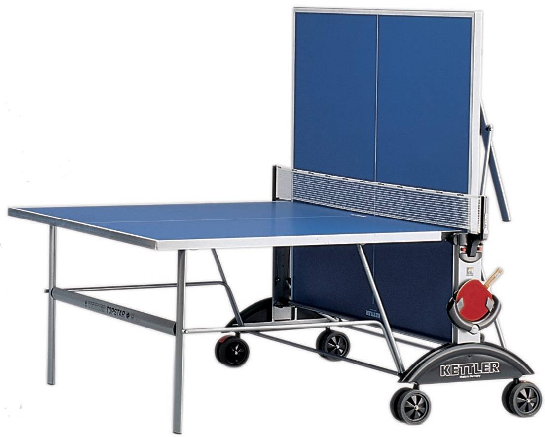 Outlet Kettler Kettler Top Star Xl Outdoor Ping Pong Table