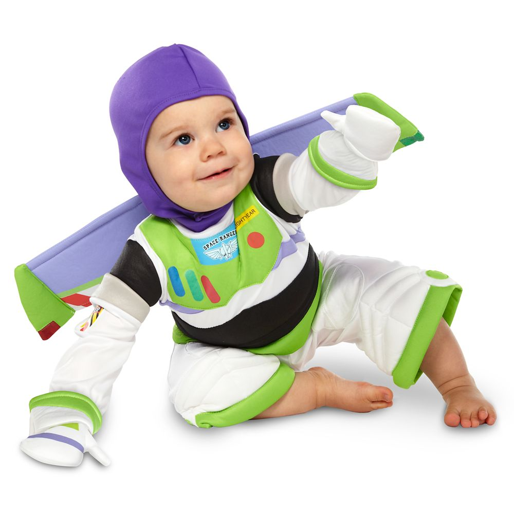 Babies Interactive Toys Buzz Lightyear Costume For Baby Toy Story
