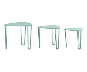 Table Basse Plexiglas Fly Finest Tables Gigognes Mtal Turquoise With Table Gigogne
