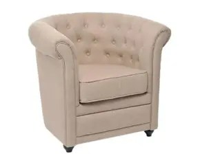 Fauteuil Chesterfield Argent Fauteuil Chesterfield Style Anglais Westwing