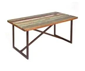 Tavolo Industriale Quadrato : Tavoli industriali tavoli tavolo in ferro con ruote industriali