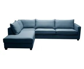 Bank Met Chaise Longue Links Shop Je Blauwe Hoekbank Met Korting Tot 70 Westwing