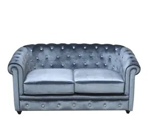 Chesterfield Sofa Zielona Sofa Chesterfield Ikona Designu Westwing