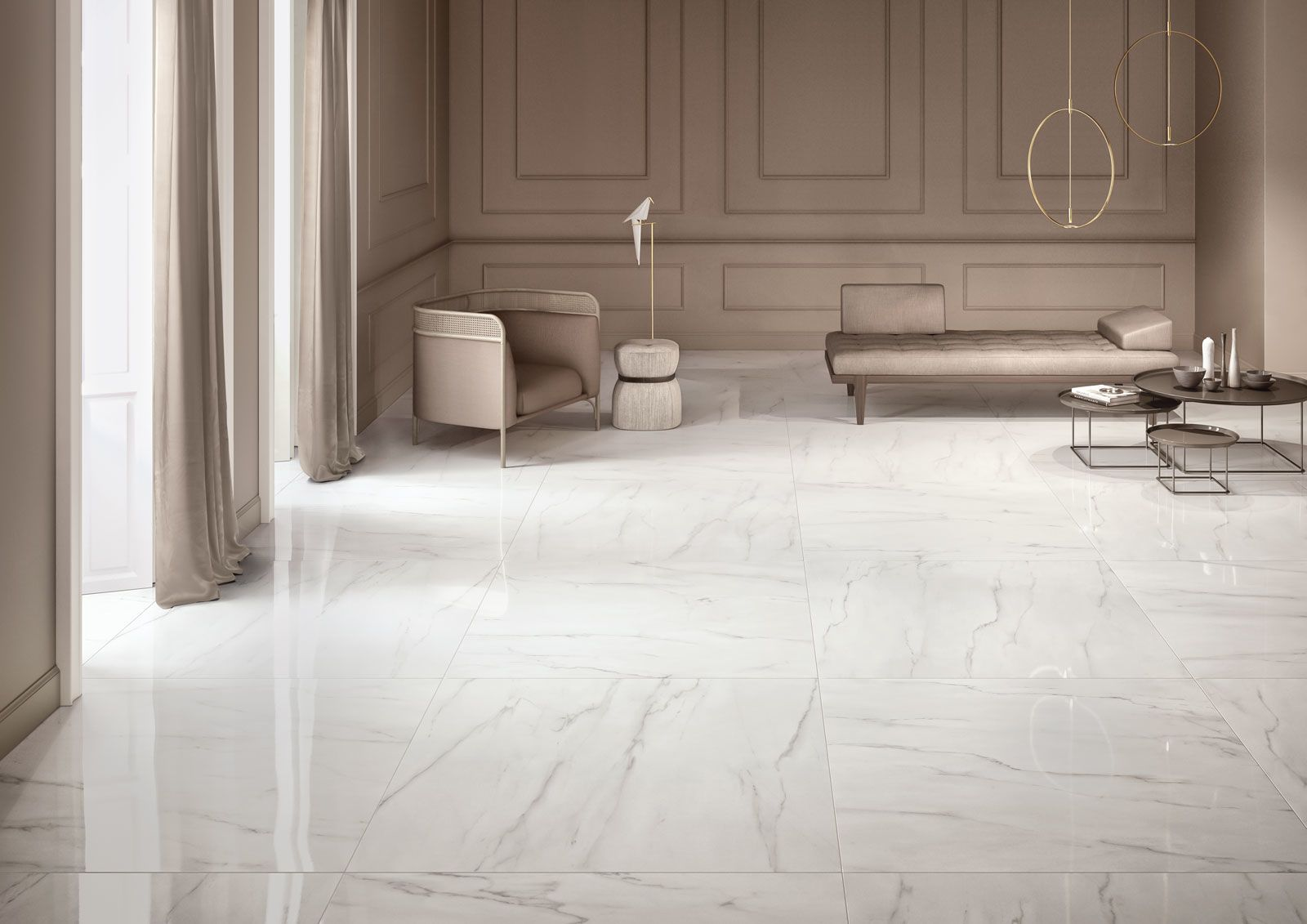 Piastrelle Marmo System Elements Lux Ceramiche Keope