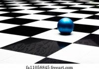 Free Checkered Floor Art Prints and Wall Art | FreeArt