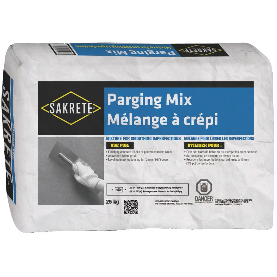 Sakrete 25kg Parging Mix Home Hardware