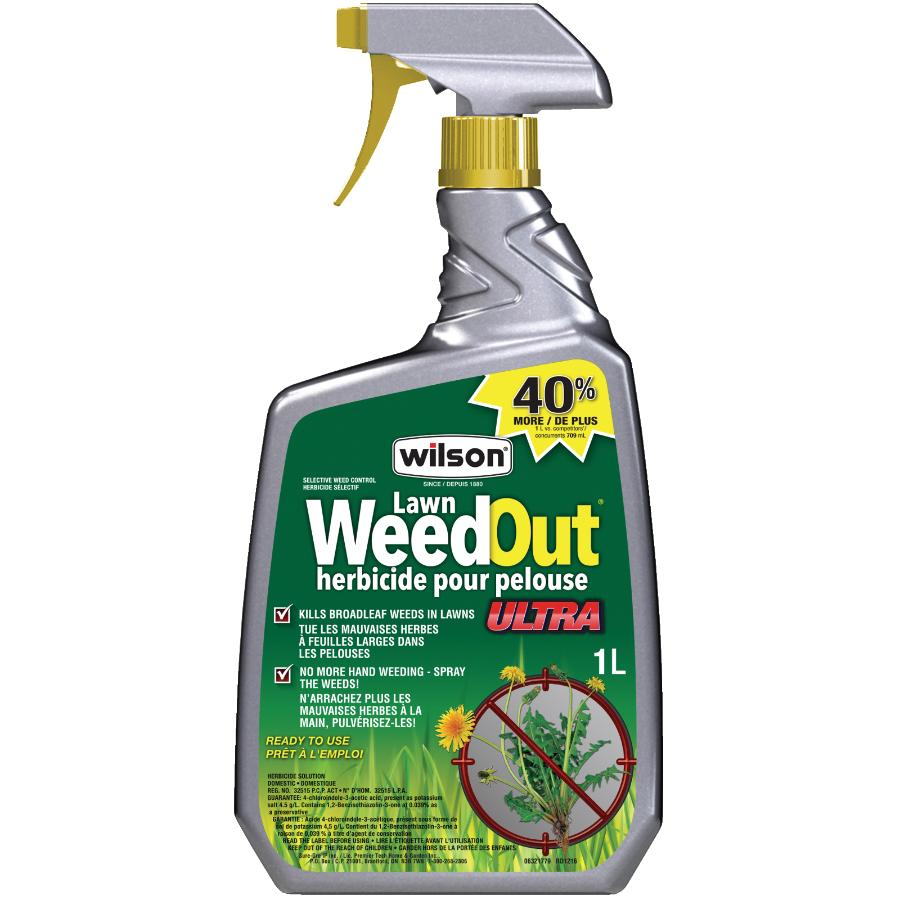 Garage Dans Le 91 Wilson 1l Ready To Use Weed Out Ultra Herbicide Home Hardware Canada