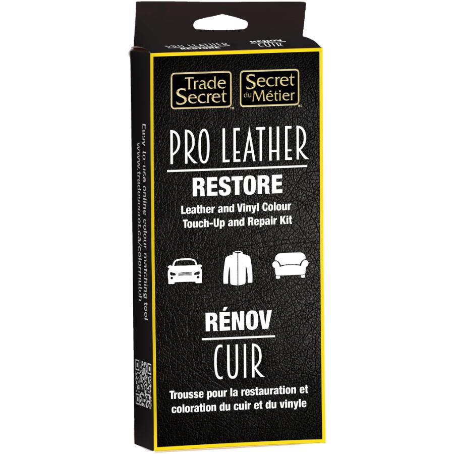 Sofa Leather Repair Toronto Trade Secret Leather Touch Up Restorer Kit Home Hardware Canada