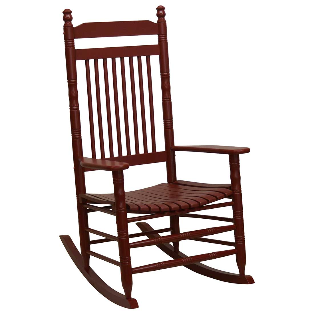 Best Place To Buy Rocking Chairs Slat Rocking Chair Red
