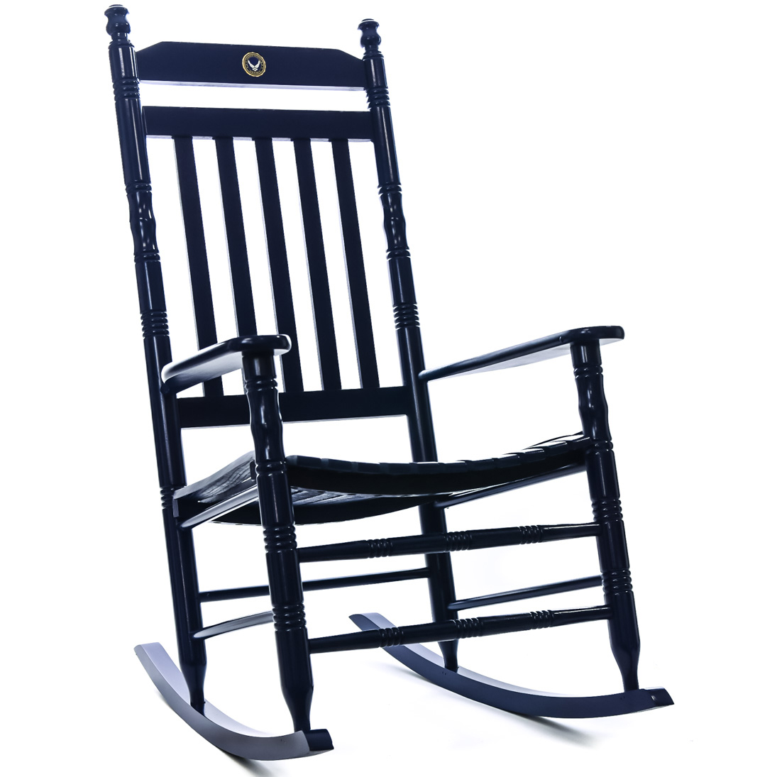 Rocking Chair U S Air Force Fully Assembled Rocking Chair
