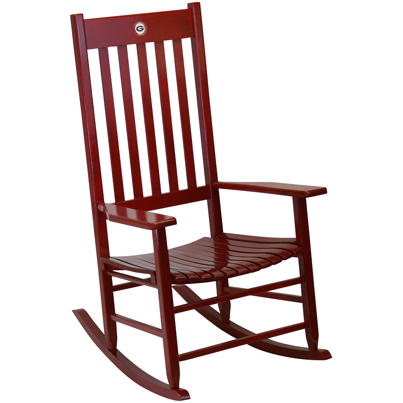 Best Place To Buy Rocking Chairs Team Color Rocking Chair Georgia