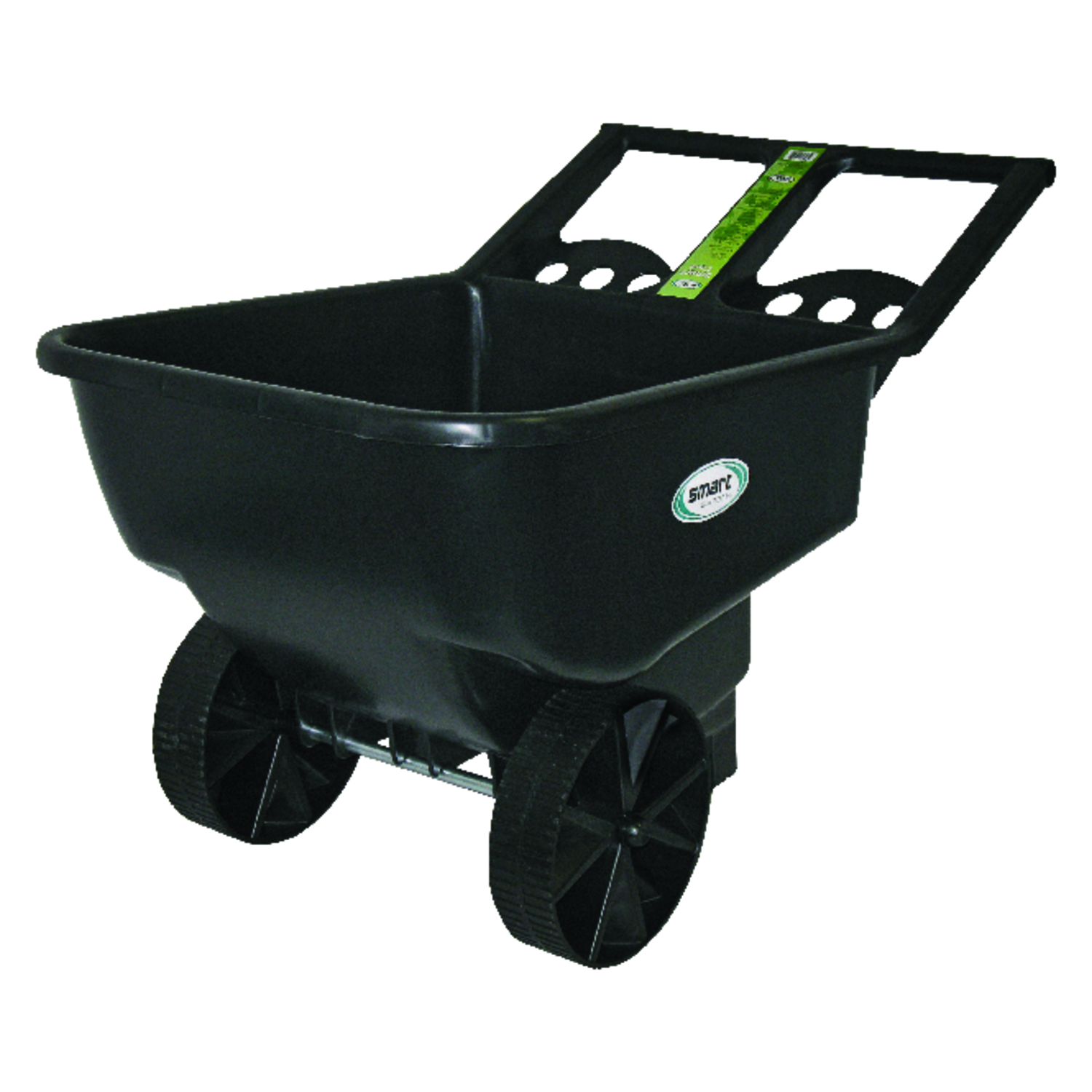 Bed Wheel Stoppers Smart Cart Poly Garden Cart 4 1 2 Cu Ft Ace Hardware