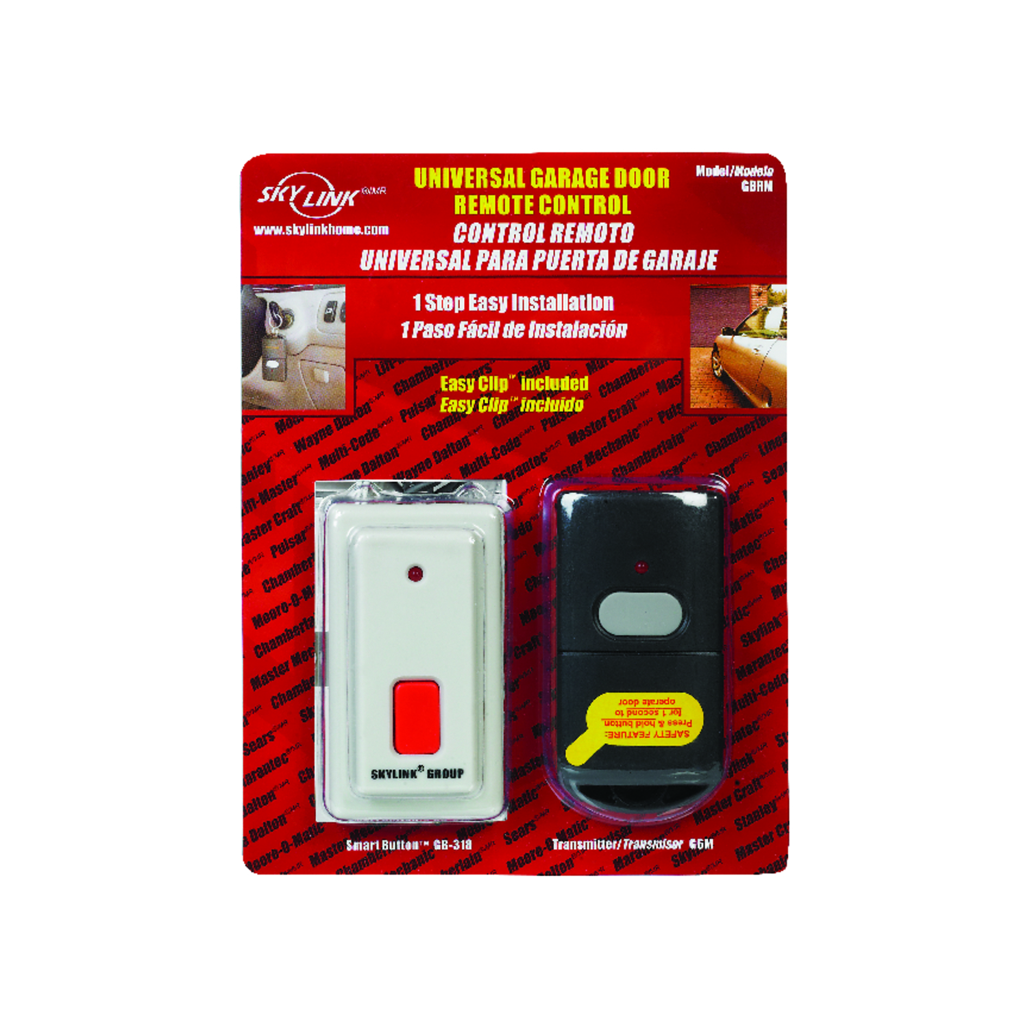 Garage Door Opener Remote Skylink 1 Door Garage Door Opener Remote Ace Hardware