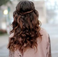 Curly Qs: What are some cute braided hairstyles that work ...