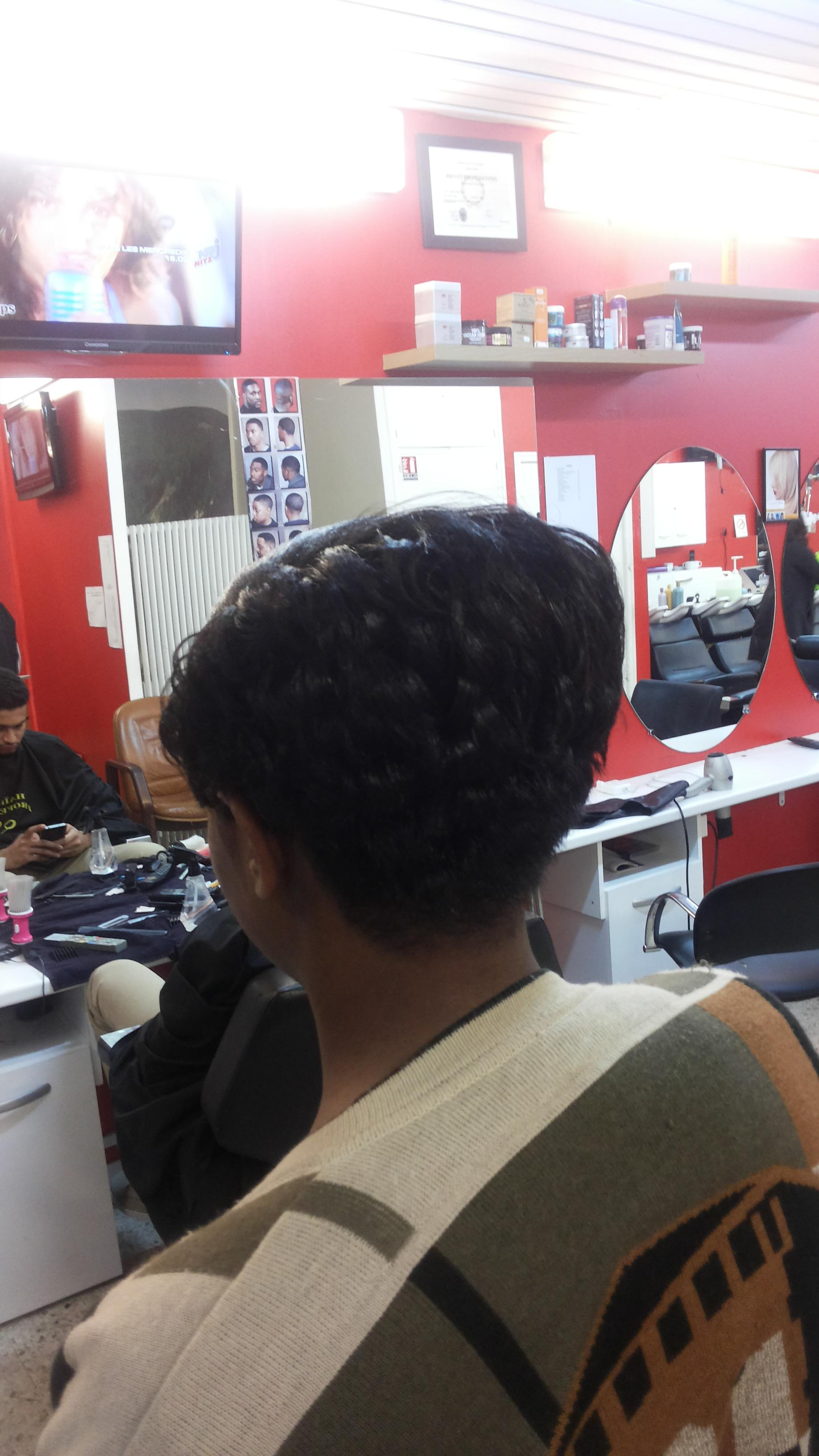 Coiffure N Et C Evian Coiffure Afro Dramey Style