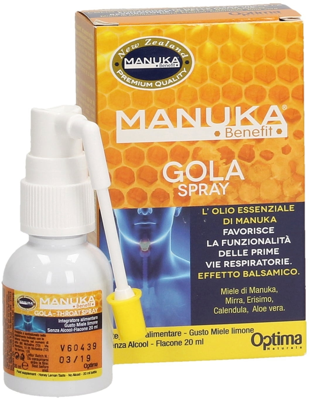 Pintura Para Tela En Spray Leroy Merlin Optima Naturals Manuka Benefit Spray Faringe