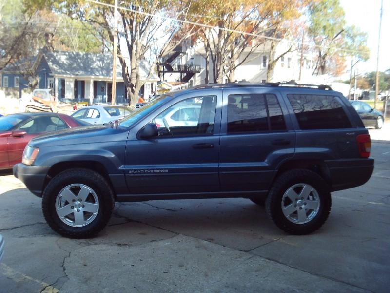 2001 Jeep Grand Cherokee 4dr Laredo 4wd Inventory