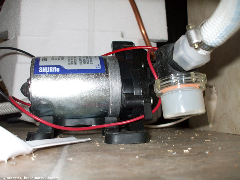 How to Replace a 12V Water Pump in an RV USA Today
