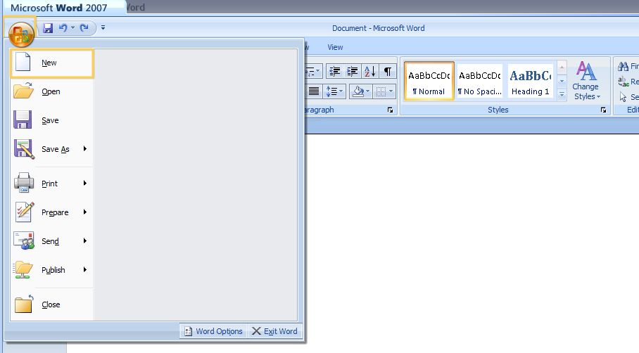 How to Create an Application in Word or Excel Techwalla