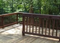 Types of deck railing | eHow UK