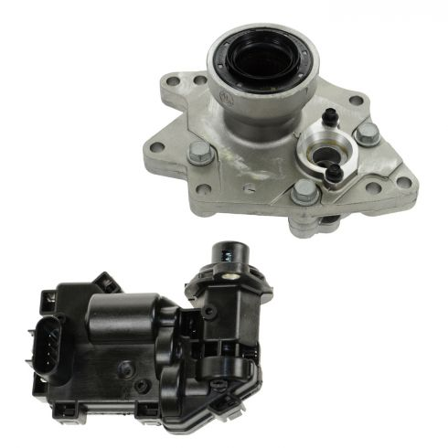 4WD Axle Actuator Housing 4X4 Axle Disconnect Housing Assembly at