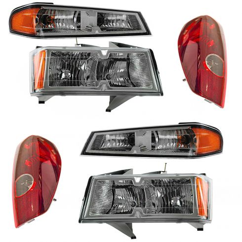 How to Replace Tail Light 04-12 Chevy Colorado 1A Auto