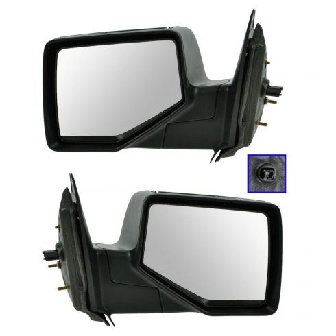 How to Replace Mirror 93-05 Ford Ranger 1A Auto