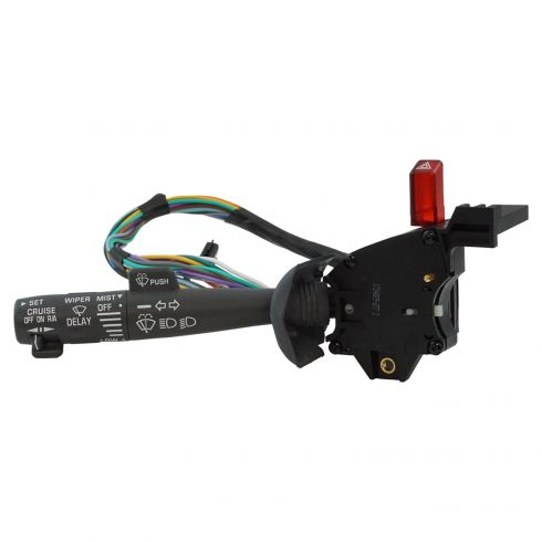 How To Replace Turn Signal Wiper Switch Chevy Suburban 88-98 1 PART