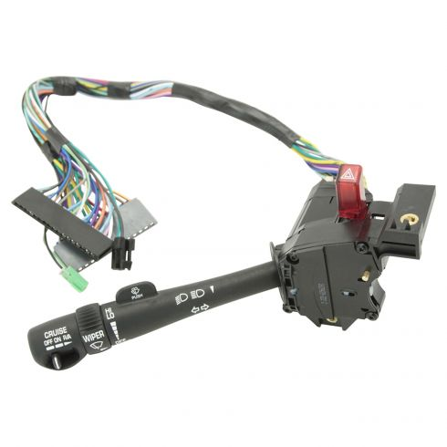How to Replace Combination Switch 98-04 GMC Sonoma 1A Auto