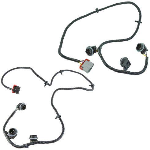Chevy Tail Light Wiring Harness Pair Dorman 645-936, 645-930