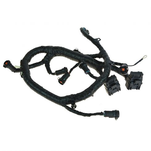 Ford Fuel Injector Harness Ford OEM 5C3Z9D930A - FDZWH00004 at 1A