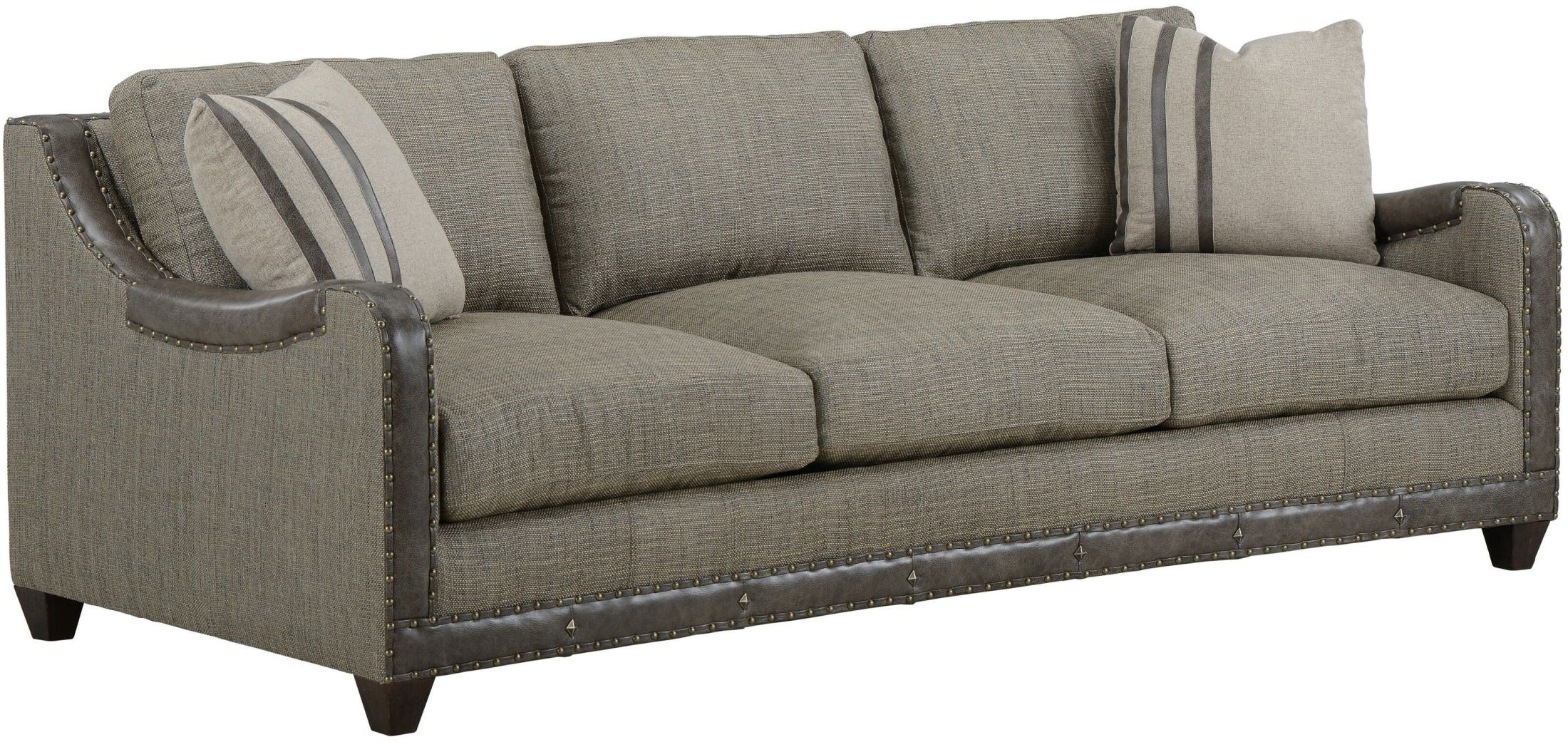 American Sofa Images American Chapter Dover Sage 88