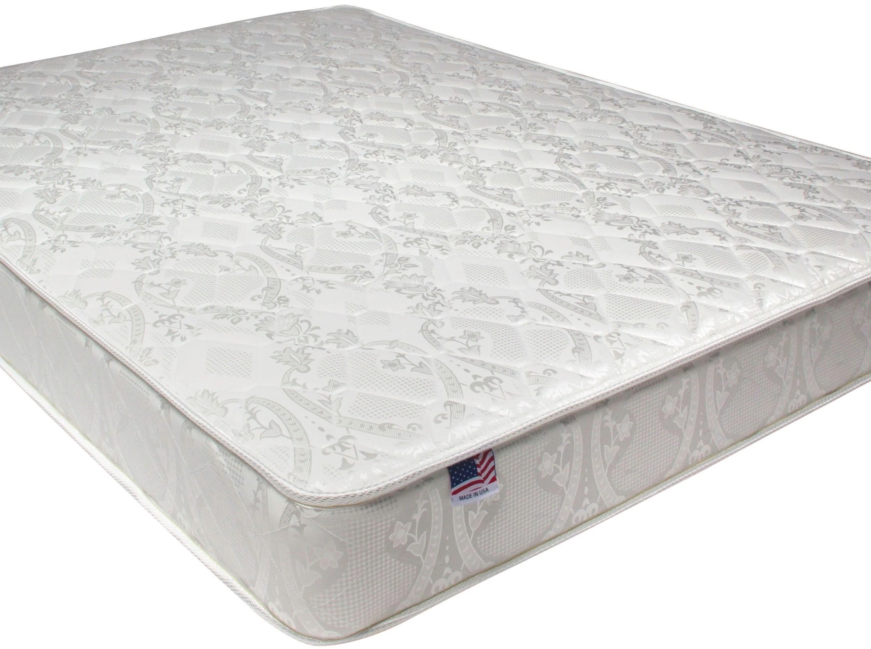 Pillow Top King Mattress Hibiscus 9