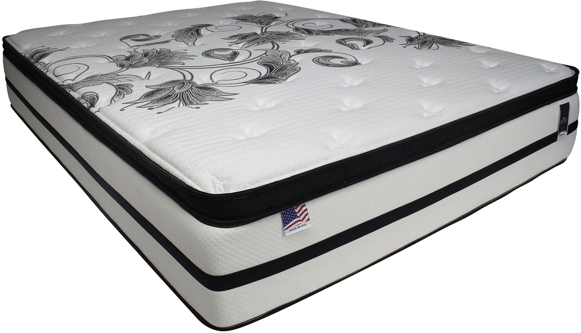 Pillow Top King Mattress Brylee 14