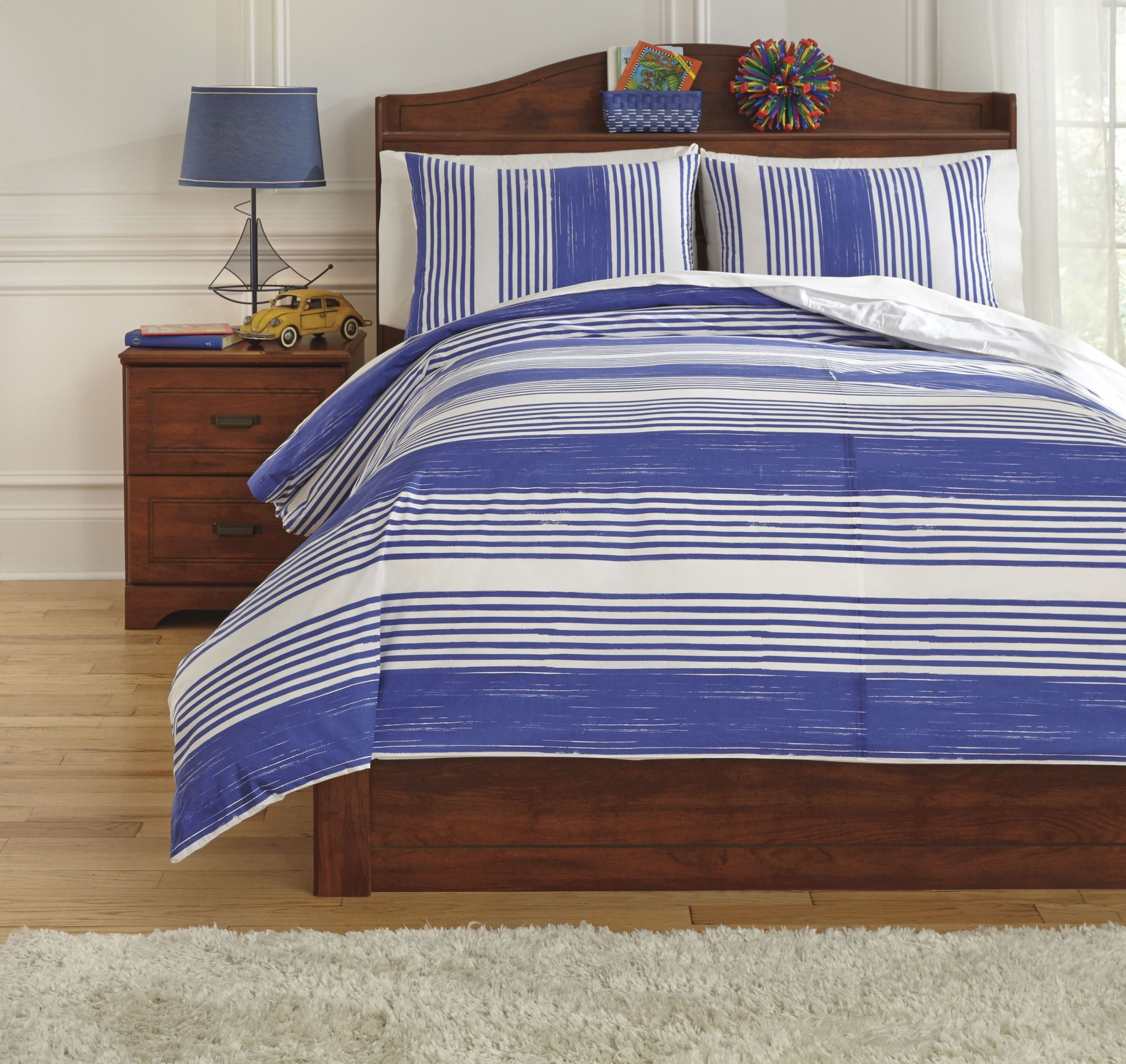 Buy Duvet Cover Taries Blue Full Duvet Cover Set