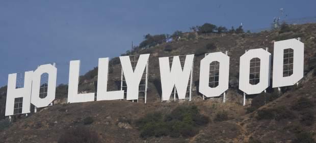 El letrero de Hollywood, restaurado