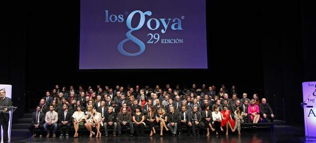 Nominados a los Premios Goya 2015
