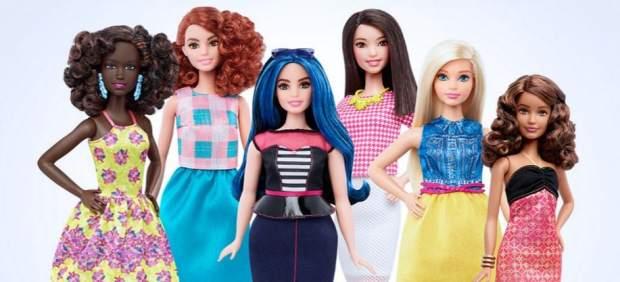 Nuevos modelos de Barbie