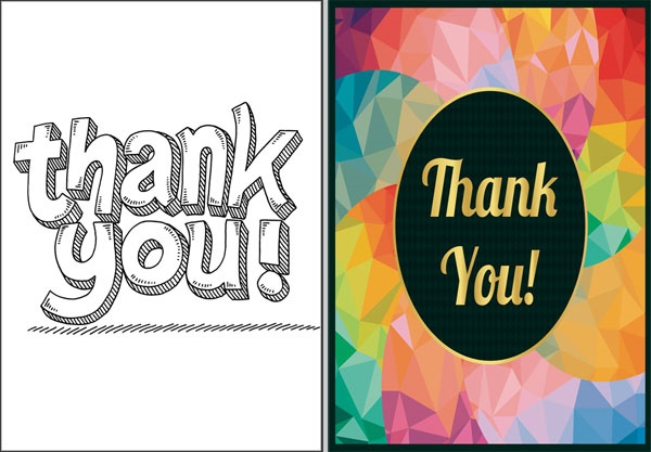 Free Printables Thank you card for teachers Parent24 - free thank you cards