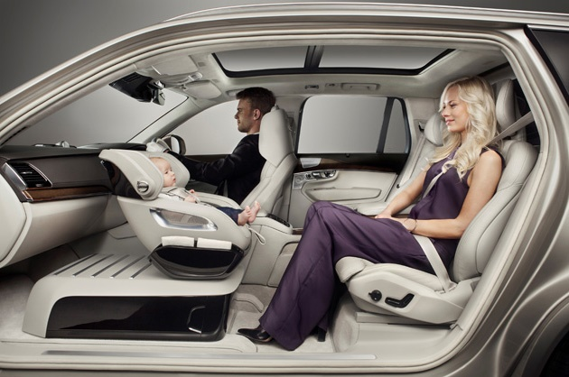 Volvo Xc90 Child Safety Seat Here 39;s The Car Seat Every Mom And Dad Needs Wheels24
