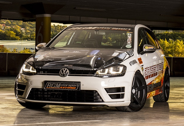 Gtx Cars Wallpapers This Modified Golf R Smashes The 1 4 Mile In 10 95 Seconds