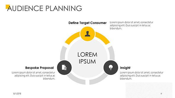 Planning Slides Free PowerPoint Template