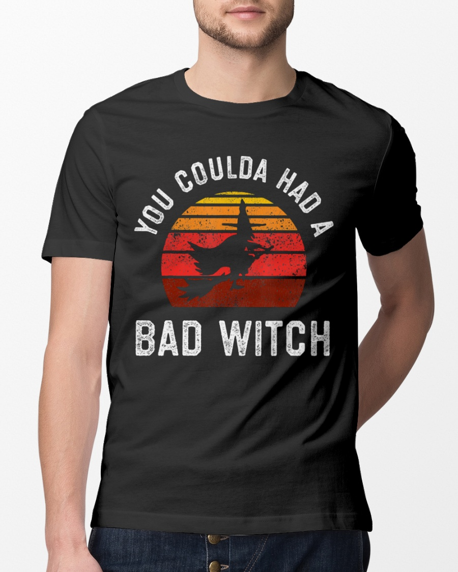 Bad Vintage Style You Coulda Had A Bad Witch Retro Style Vintage