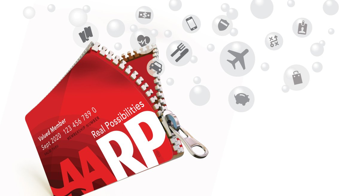 AARP Discounts and Benefits That May Surprise You