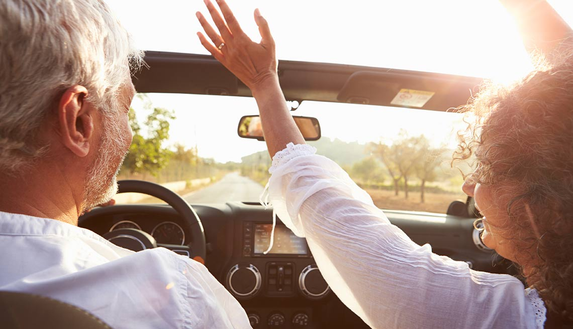 For Your Next Road Trip, Should You Rent a Car?