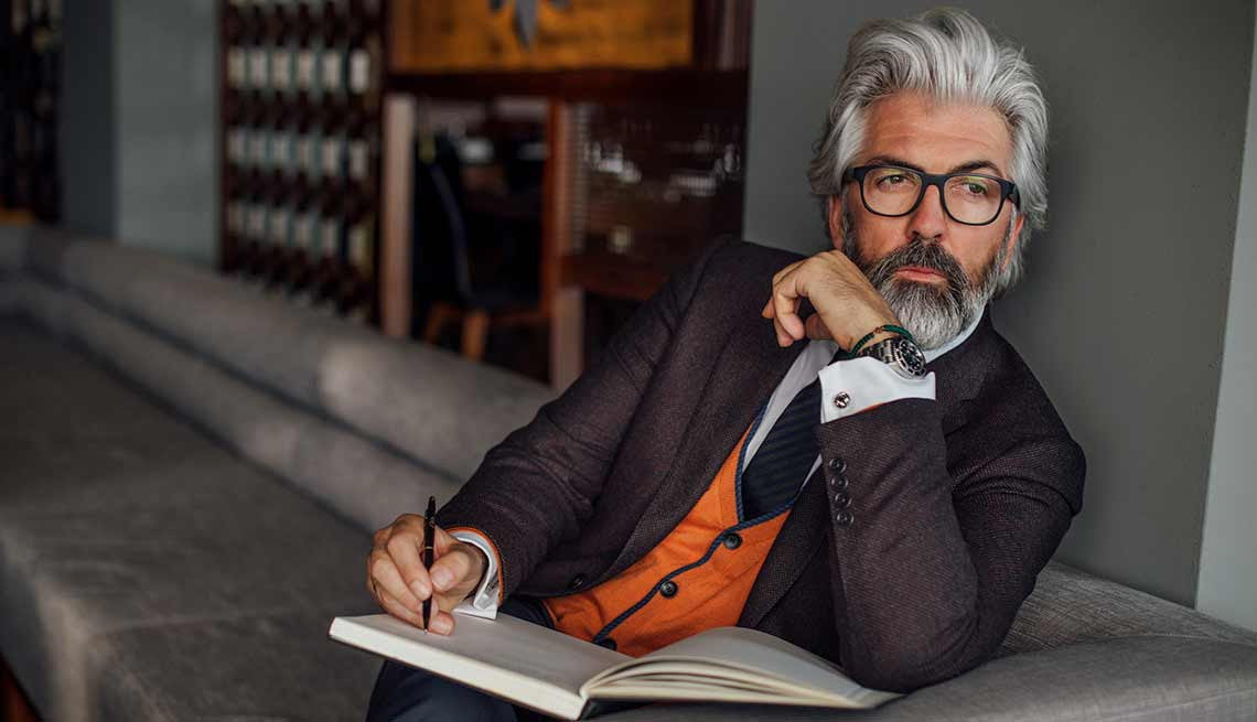 6 Style Secrets of Sexy Men, Clothing Styles After 50